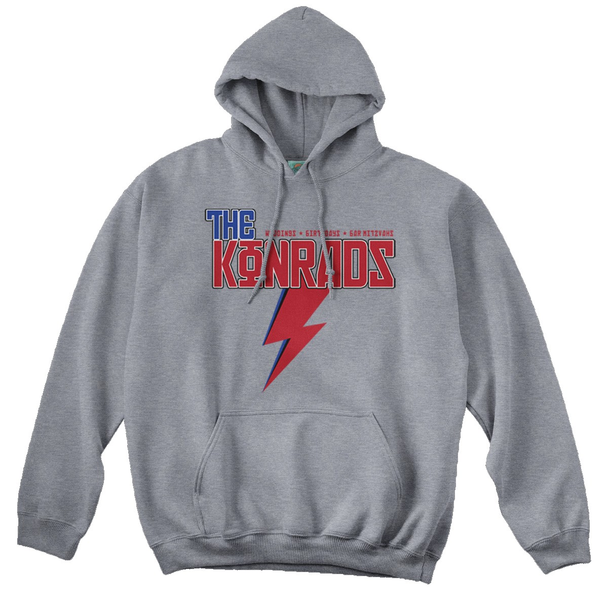 David-Bowie-inspired-The-Konrads-Sweat-a-capuche