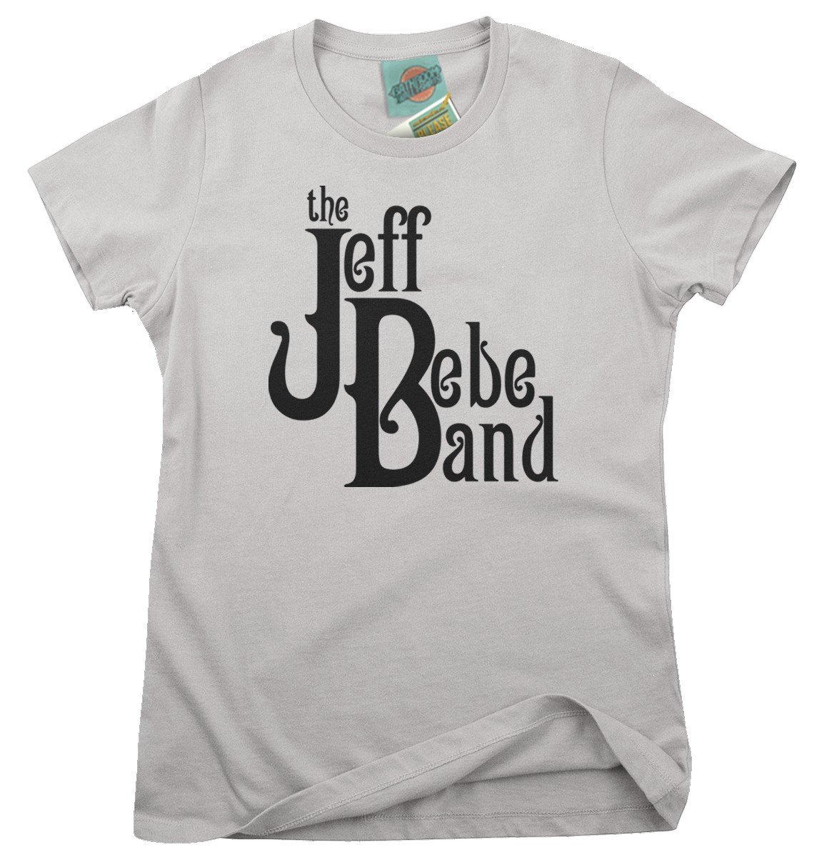 ALMOST-FAMOUS-Cameron-Crowe-inspired-JEFF-BEBE-BAND-Femmes-T-Shirt