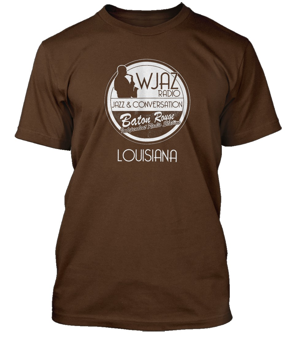 Donald-Fagen-inspired-WJAZ-Radio-Nightfly-Hommes-T-Shirt