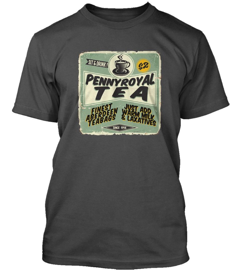 Nirvana-inspired-Pennyroyal-Tea-Hommes-T-Shirt