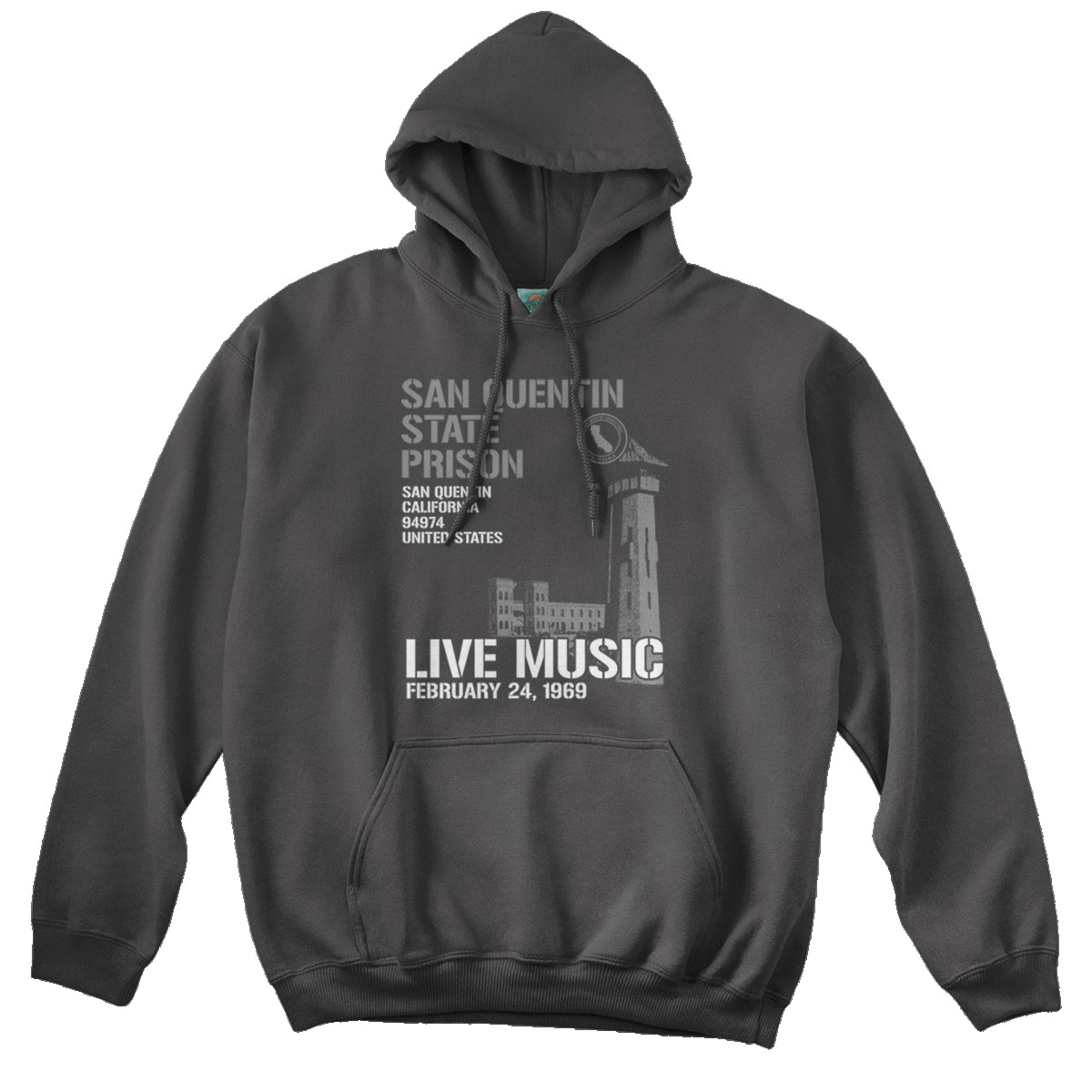 JOHNNY-CASH-inspired-SAN-QUENTIN-Hoodie