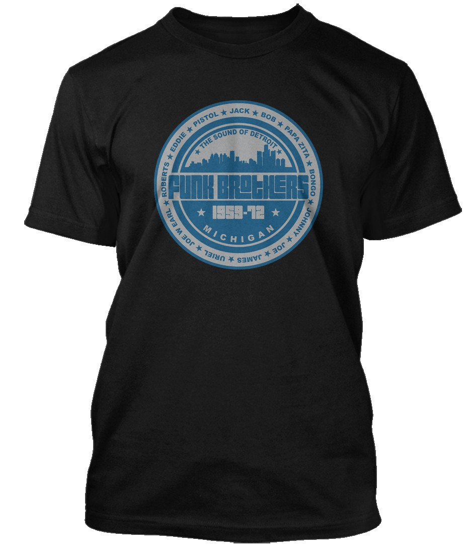 MOTOWN FUNK BROTHERS Northern Soul Inspired, Herren T